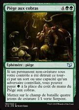 MTG Magic C15 - Cobra Trap/Piège aux cobras, French/VF