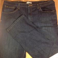 LEE Premium CLASSIC FIT STRAIGHT LEG Darker Distressed 42x30 *MINT LN*  M052618