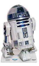 Star Wars - lebensgroßer Pappaufsteller R2-D2 - Pappfigur Lebensgröße - 96 cm