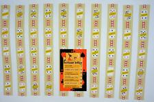 Slot Machine &Trade Stimulator Reel Strips/Award Card Sets Custom made to order,