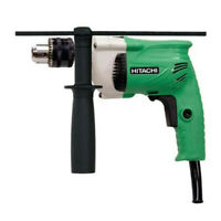 Hitachi 5/8 in. Hammer Drill, 5.4 Amp, VSR 2-mode DV16VSS Reconditioned
