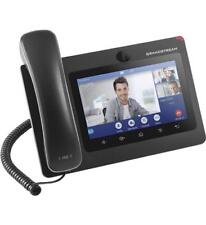 MAKE OFFER Grandstream GXV3370 Multimedia Video IP Phone for Android 7 Color PoE