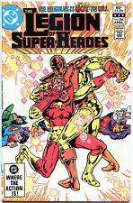 LEGION of SUPER-HEROES #286 287 288 to 325, + Ann #1-3,  VF/NM, 43 issues, 1982