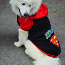 Large Dog Pet Pop Sweater Costumes Clothes Apparel Puppy Hoodie Coat Sweatshirts