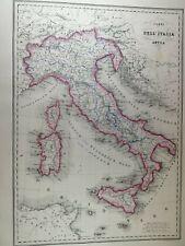Cartina Italia 1810.Mappe Cartine E Atlanti Italiani Migliori Offerte Online