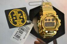 G-Shock DW6900CB-1DS Full Gold Metal