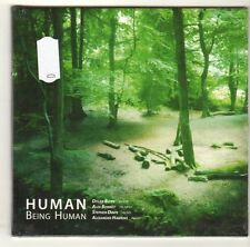 (GN97) Human, Being Human - Sealed CD