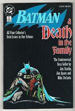 Batman: A Death in the Family TPB (1988) NM Starlin - Aparo  1st Print