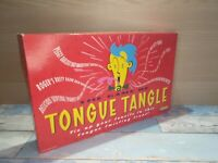 Vintage The Game of Tongue Tangle Board Game by Spears Games