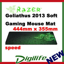 Razer Goliathus 2013 Soft Gaming Mouse Mat - Large Speed Edition 444mmx355mm