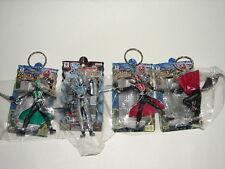 4 Kamen Rider Wizard Figure Keychains! Masked Rider Ultraman Godzilla