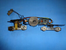 American Flyer Diesel Alco Locomotive Single Motor Chassis w/Horn. Runs Well