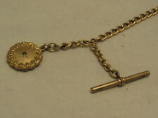 ANTIQUE POCKET WATCH FOB CHAIN (A)