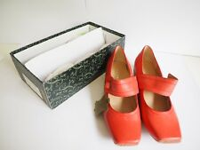 """Orizonte Temptation Shoes"" Size 38 Ladies Red Petrano Shoes - BNIB! RRP $119.95"