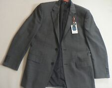 SKOPES Palmer Charcoal Jacket Men's Size 38R NEW TAGS