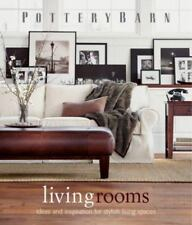 Pottery Barn Living Rooms (Pottery Barn Design Library), Bonnie Schwartz, Clay I