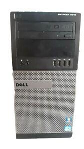 Dell OptiPlex 9020 mt Tower i7 8GB RAM No HDD/OS