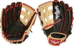 "Rawlings Heart of the Hide R2G 12.75"" LHT Baseball Glove PRORBH34BC retails $260"