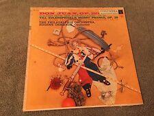 Strauss Don Juan Waltzes Merry Pranks Eugene Ormandy Philadelphia Orchestra LP