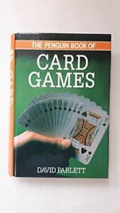 The Penguin Book of Card Games by David Parlett Book The Cheap Fast Free Post