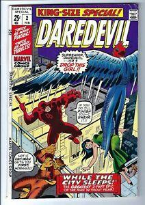 Daredevil Special #2 VF/NM Marvel Bronze Age 52-page Annual