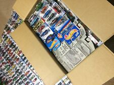 HOT WHEELS MIXED LOT OF 24 Cars per Order - New On Card