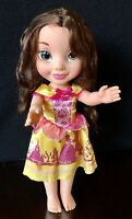 """My First Disney Princess Toddler BELLE 14"""" Doll -2014- With Reflection Eyes!"""