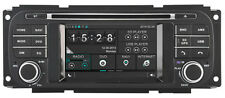 Autoradio DVD / GPS / BT / NAVI / Radio Lettore Dodge / Jeep Grand Cherokee / interpid D8836