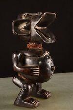 Rare Pygmy Maternity Figure Cameroun Africa Fes- 0199