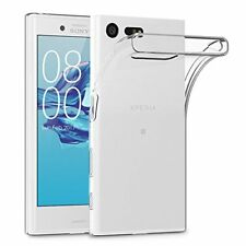 For Sony Xperia X Compact Case Clear Silicone Gel Phone Cover