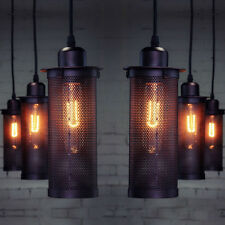 Fine DIY Vintage Industrial Lighting Ceiling Lamp Light chandelier Pendant