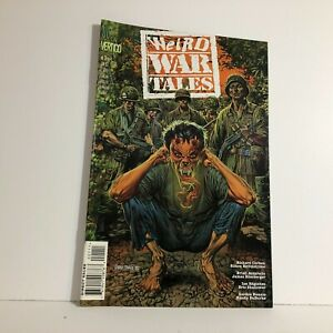 Weird War Tales #1 // Richard Corben // DC Vertigo
