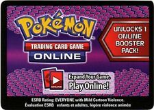 20 Dark Explorers Codes Pokemon TCG Online Booster Pack - Emailed FAST!