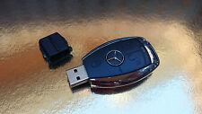 USB MERCEDES BENZ STICK Auto Schlüssel Look * 32 GB *  NEU