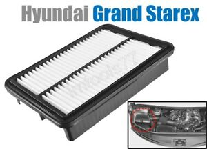 Hyundai Grand Starex H1 Engine Air Filter (28113-4H000)