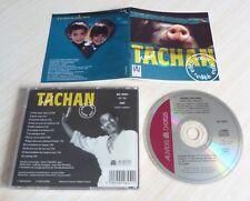 CD ALBUM COTE COEUR COTE CUL HENRI TACHAN 13 TITRES 1996