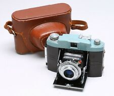 KONISHIROKU (KONICA) KONILETTE 35MM FILM BAKELITE CAMERA + CASE