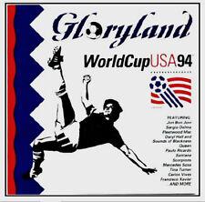GLORYLAND WORLDCUP USA 94* New CD * Queen, Gary Glitter, Scorpions, Sergio Dalma
