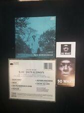 LOU DONALDSON - BLUES WALK - CD