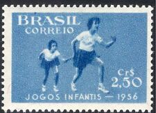 Brazil 1956 Sixth Children's Games/Sports/Athletics/Running 1v (n28016)