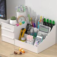 Schreibtisch Aufbewahrungsbox Organizer Stiftehalter Schreibtischbutler Schublad