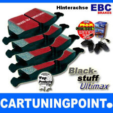 EBC Forros de freno traseros blackstuff para RENAULT LAGUNA 2 KG0/1 DP1354