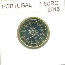 PORTUGAL 2016 1 EURO SUP