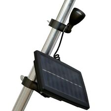 Deluxe Solar Flagpole Brite LED Light  Fits 1-1.25 Inch Costco Valley Forge Pole