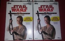 2017 Topps Star Wars Journey to the Last Jedi Hanger Box Lot Chase Kylo Legacy