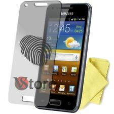 4 Pellicola Opaca Per Samsung Galaxy S Advance I9070 Antiriflesso Antimpronta