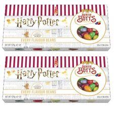 Harry Potter Bertie Botts Scatola Regalo 125g (pacco da 2) - ogni aroma Jelly Belly