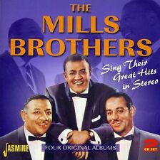 The Mills Brothers - Great Hits in Stereo [New CD]