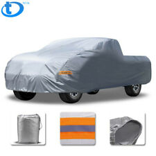 Pickup Truck Cover Waterproof Windproof UV Dust Outdoor Protection Anti Snow NEW