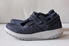 Mephisto Sano Sneaker Santé Chaussures Taille UE 5 US 7,5 bleu Cuir
